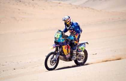 Hélder Rodrigues faz balanço do Dakar na chegada a Lisboa Foto HQ